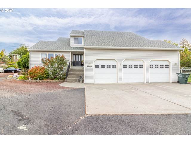 2084 SW Quinney Ct, Pendleton, OR 97801 (MLS #21609527) :: Fox Real Estate Group