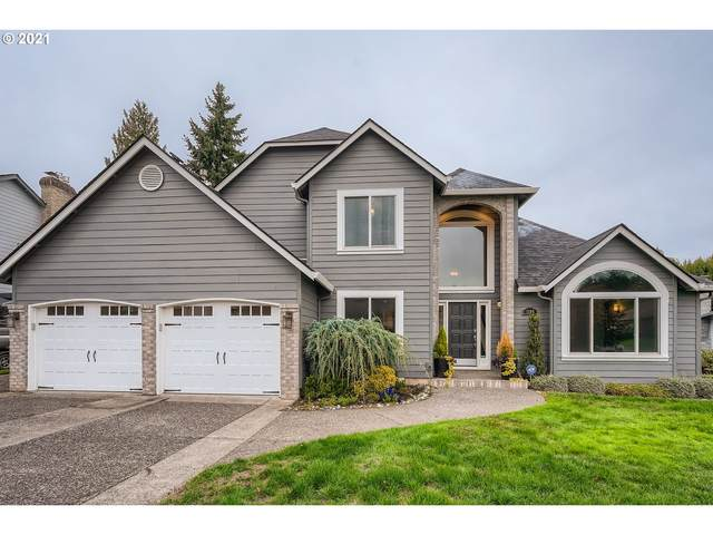 1706 NW 112TH St, Vancouver, WA 98685 (MLS #21609663) :: Song Real Estate