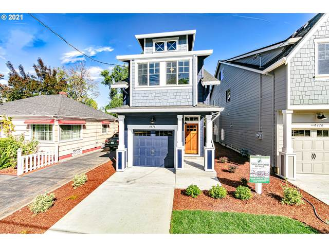 8474 N Haven Ave, Portland, OR 97203 (MLS #21609674) :: Townsend Jarvis Group Real Estate