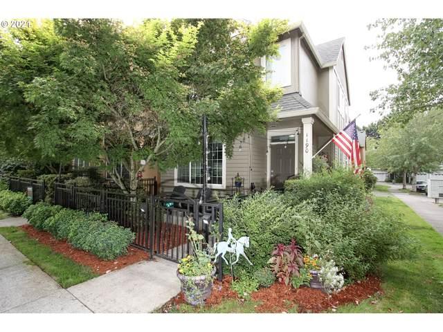1190 SE Moonlight Ave, Hillsboro, OR 97123 (MLS #21609895) :: Stellar Realty Northwest