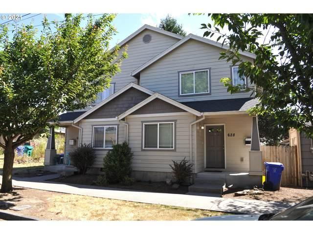 624 SE 88TH Ave, Portland, OR 97216 (MLS #21609904) :: The Liu Group