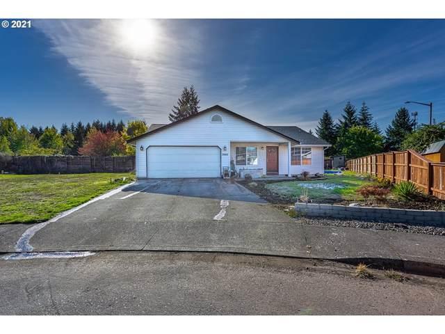 7408 NE 87TH Cir, Vancouver, WA 98662 (MLS #21609920) :: Premiere Property Group LLC