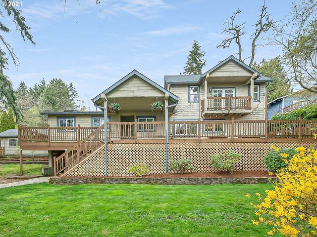 1843 SW Moss St, Portland, OR 97219 (MLS #21609943) :: RE/MAX Integrity
