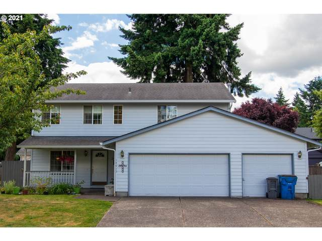 14013 NE 52ND St, Vancouver, WA 98682 (MLS #21610004) :: Fox Real Estate Group