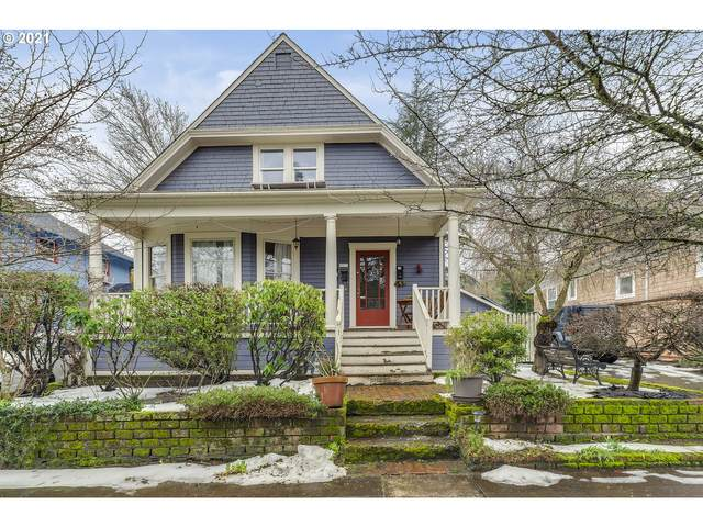 2213 SE Main St, Portland, OR 97214 (MLS #21610259) :: Fox Real Estate Group