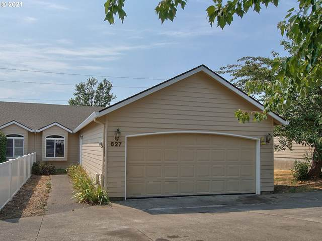 627 NW Meadows Dr, Mcminnville, OR 97128 (MLS #21610368) :: The Liu Group
