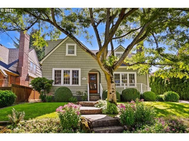 2924 NE 43RD Ave, Portland, OR 97213 (MLS #21610547) :: Premiere Property Group LLC