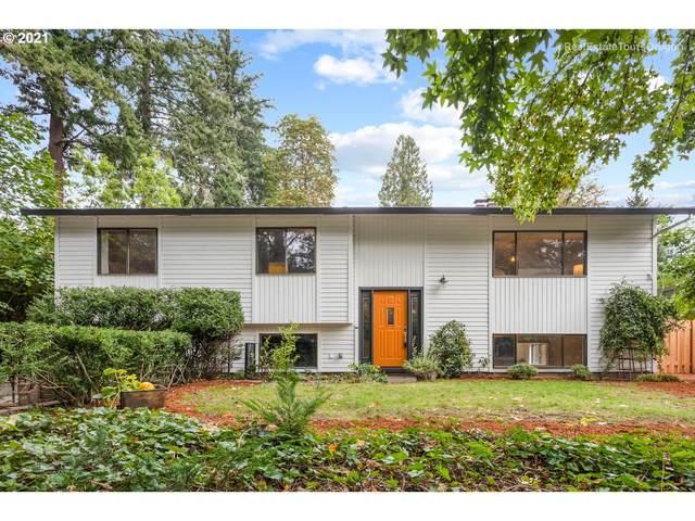 5441 SW Hamilton St, Portland, OR 97221 (MLS #21610631) :: Holdhusen Real Estate Group