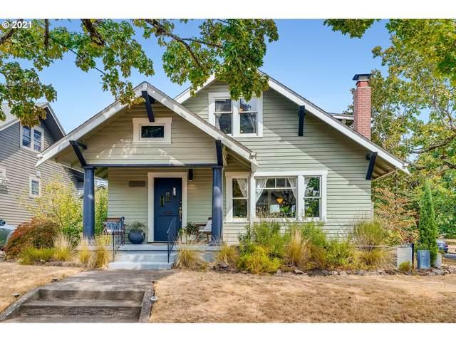 2906 NE 49TH Ave, Portland, OR 97213 (MLS #21610671) :: McKillion Real Estate Group