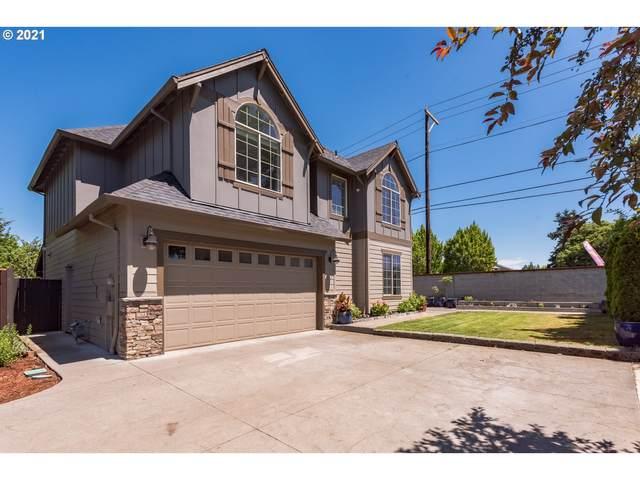 117 NW Angela St, Hillsboro, OR 97124 (MLS #21610868) :: Brantley Christianson Real Estate