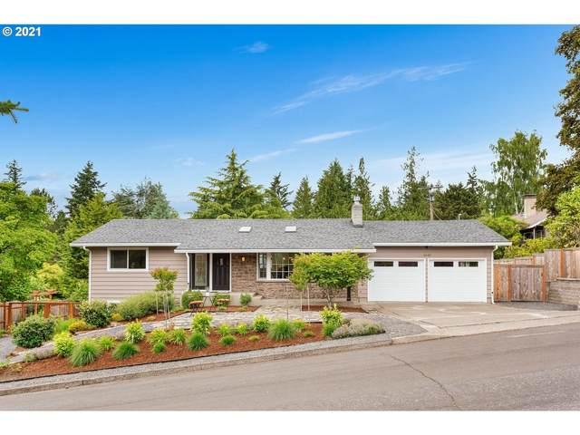 8885 NW Oak St, Portland, OR 97229 (MLS #21610929) :: Fox Real Estate Group