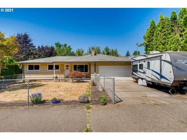717 SE 148TH Ave, Portland, OR 97233 (MLS #21610989) :: Fox Real Estate Group
