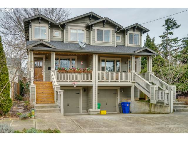 547 NE Bryant St, Portland, OR 97211 (MLS #21611025) :: Next Home Realty Connection