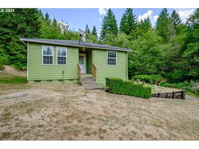 39800 SW Gilbert Creek Rd, Willamina, OR 97396 (MLS #21611120) :: Townsend Jarvis Group Real Estate