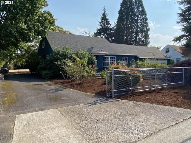 12504 SE Sherman St, Portland, OR 97233 (MLS #21611545) :: Holdhusen Real Estate Group