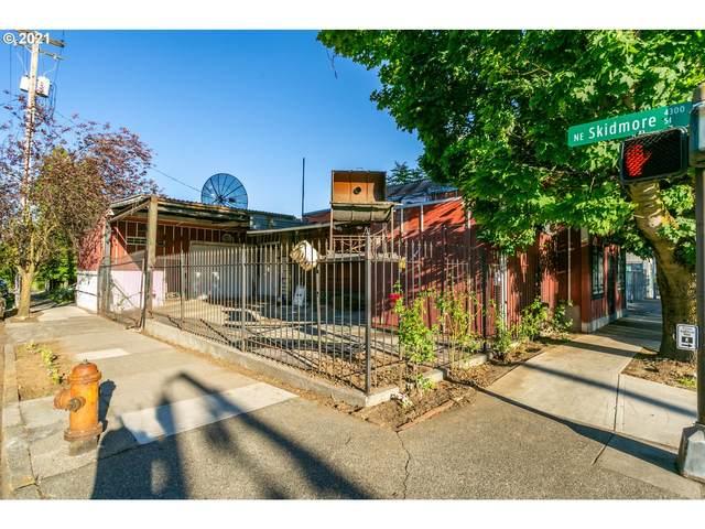 4232 NE M L King Blvd, Portland, OR 97211 (MLS #21611821) :: Premiere Property Group LLC