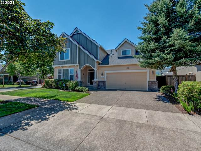 1128 Throne Dr, Eugene, OR 97402 (MLS #21612056) :: Song Real Estate