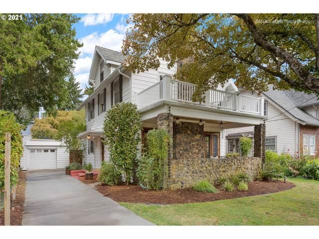 2615 NE Tillamook St, Portland, OR 97212 (MLS #21612084) :: Next Home Realty Connection