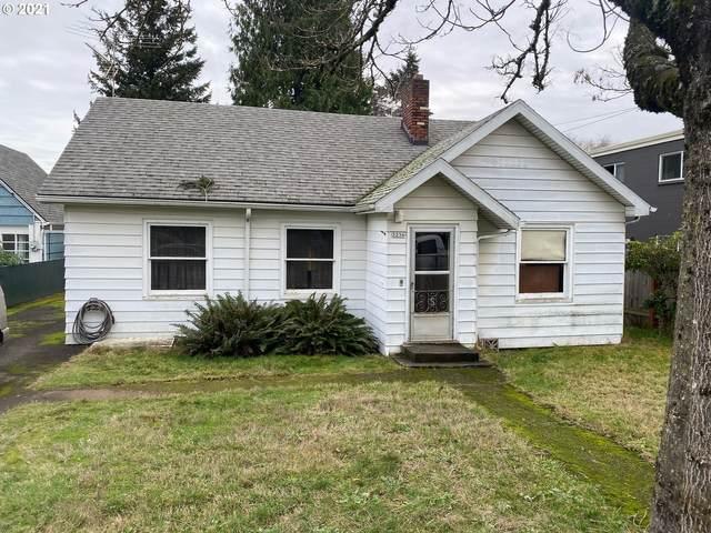 5256 SE Malden St, Portland, OR 97206 (MLS #21612150) :: Fox Real Estate Group