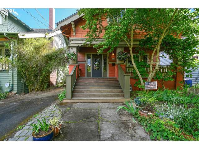 1842 SE 42ND Ave, Portland, OR 97215 (MLS #21612299) :: Townsend Jarvis Group Real Estate