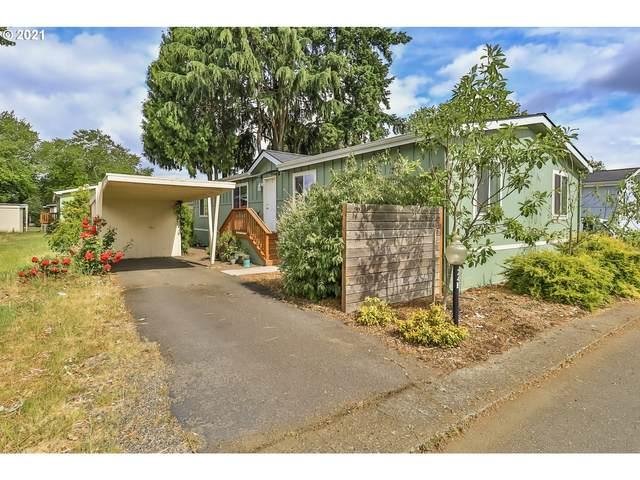1501 N Hayden Island Dr 24 B, Portland, OR 97217 (MLS #21612379) :: Fox Real Estate Group