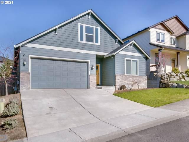 10806 NE 105TH St, Vancouver, WA 98662 (MLS #21612550) :: Brantley Christianson Real Estate