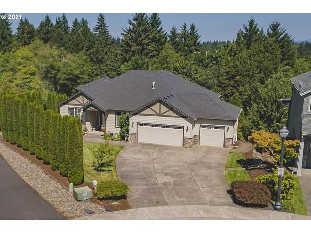 1918 S 15TH Cir, Ridgefield, WA 98642 (MLS #21612929) :: Song Real Estate