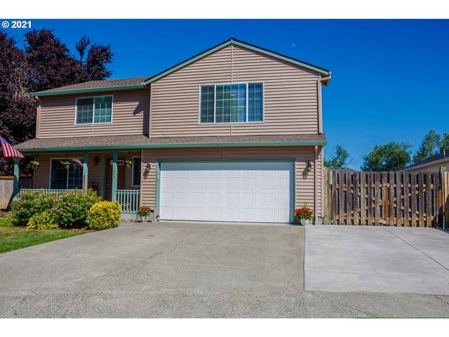 52404 NE Snowy Owl Cir, Scappoose, OR 97056 (MLS #21612944) :: Premiere Property Group LLC