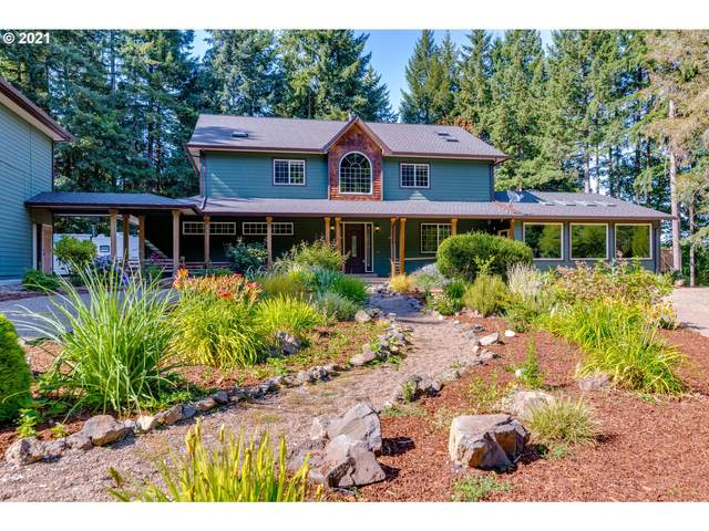 30600 NW Red Hawk Dr, North Plains, OR 97133 (MLS #21612993) :: The Liu Group