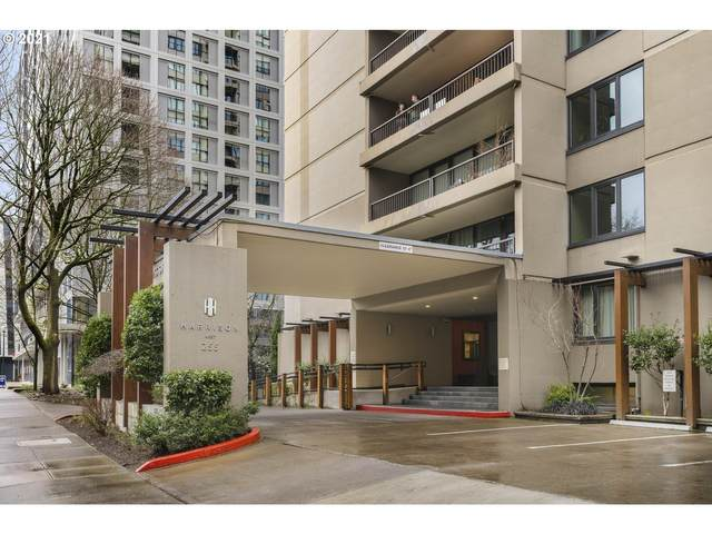 255 SW Harrison St 9E, Portland, OR 97201 (MLS #21613270) :: Real Tour Property Group
