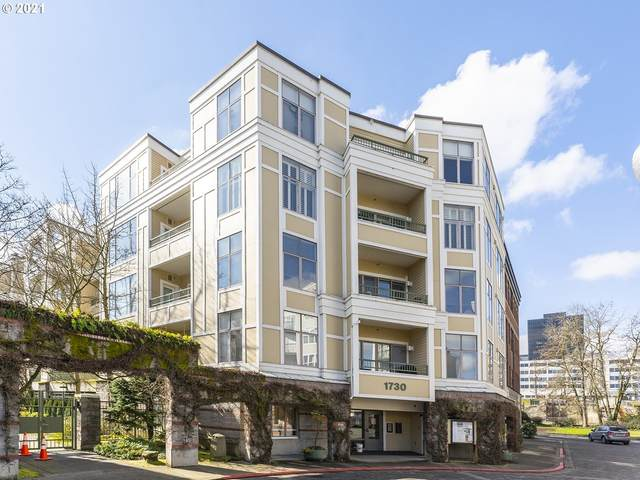 1730 S Harbor Way #303, Portland, OR 97201 (MLS #21613454) :: The Haas Real Estate Team