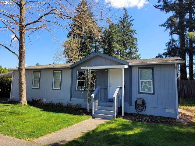 1400 S Elm St #18, Canby, OR 97013 (MLS #21614084) :: Beach Loop Realty