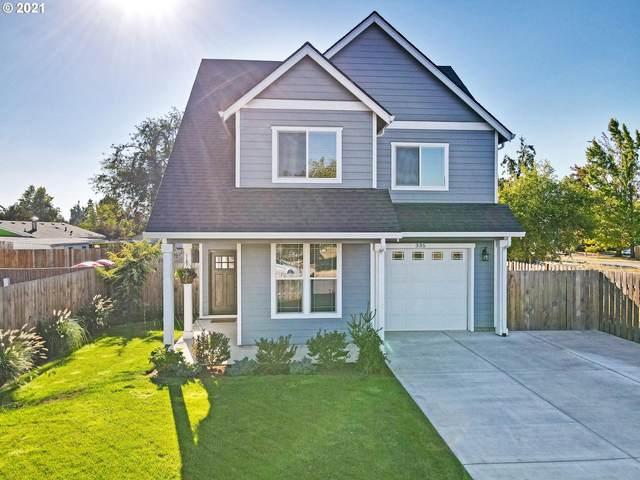 335 Otto St, Mt. Angel, OR 97362 (MLS #21614133) :: McKillion Real Estate Group