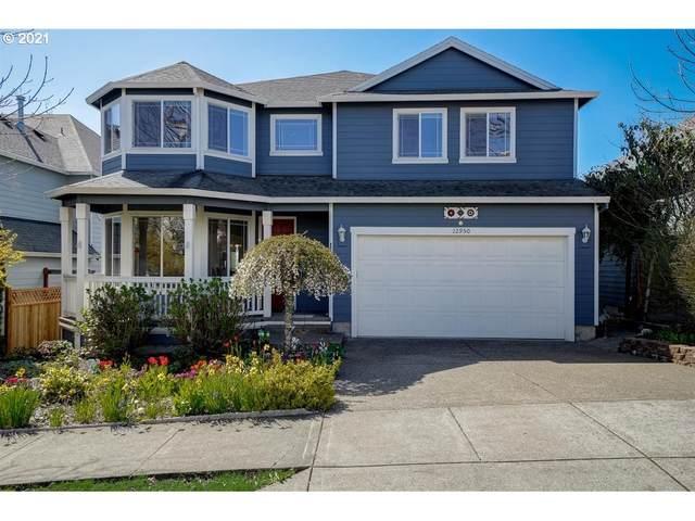 12950 SW Summit Ridge St, Tigard, OR 97224 (MLS #21614153) :: Fox Real Estate Group