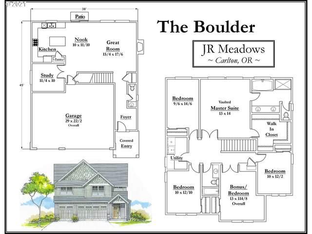 173 S 7th St, Carlton, OR 97111 (MLS #21614332) :: Holdhusen Real Estate Group
