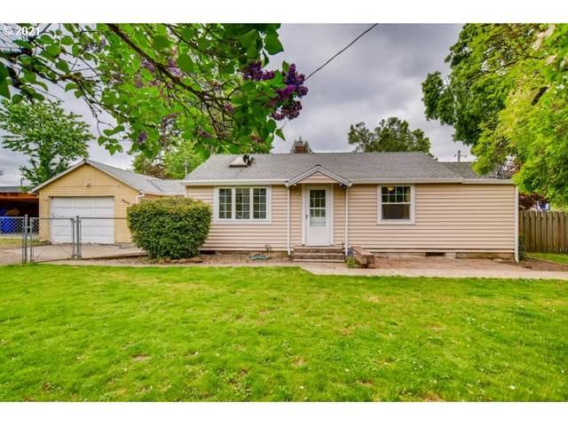 2808 SE Maple St, Milwaukie, OR 97267 (MLS #21614675) :: Fox Real Estate Group