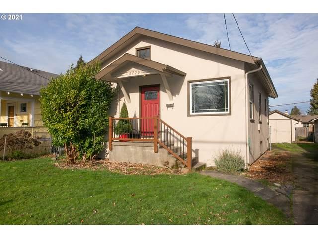6729 SE Carlton St, Portland, OR 97206 (MLS #21614785) :: Coho Realty