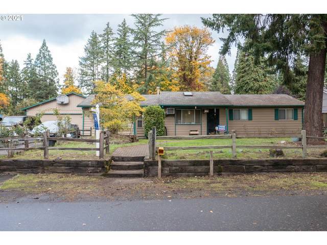 8325 SW Landau St, Portland, OR 97223 (MLS #21614810) :: Brantley Christianson Real Estate