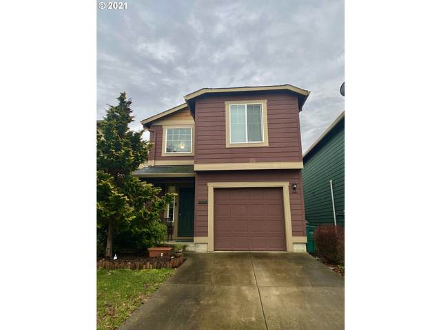 450 S Lair Ln, Newberg, OR 97132 (MLS #21614994) :: Fox Real Estate Group