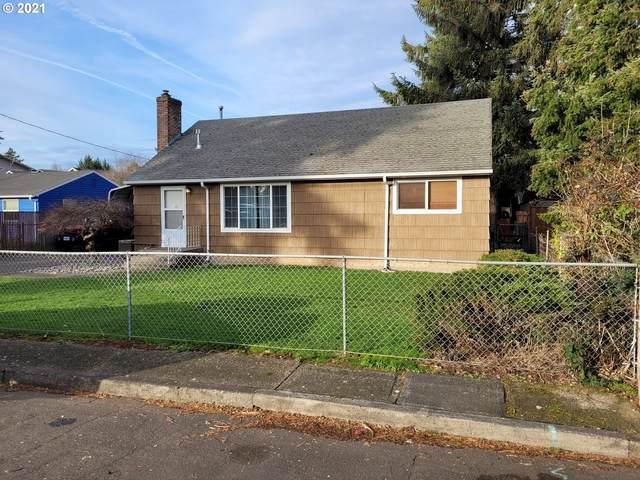 12021 SE Liebe St, Portland, OR 97266 (MLS #21615129) :: Premiere Property Group LLC