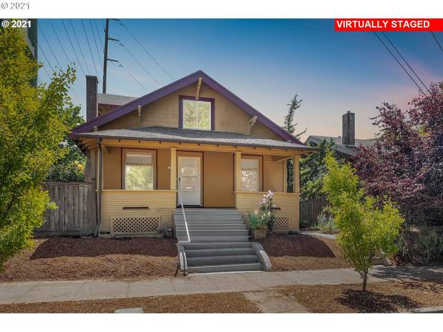 1834 NE Prescott St, Portland, OR 97211 (MLS #21615343) :: The Haas Real Estate Team