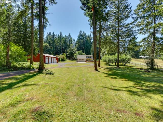 22393 S Evergreen Dr, Beavercreek, OR 97004 (MLS #21615631) :: Next Home Realty Connection