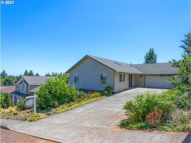 32838 NW Overlook St, Scappoose, OR 97056 (MLS #21615704) :: Next Home Realty Connection