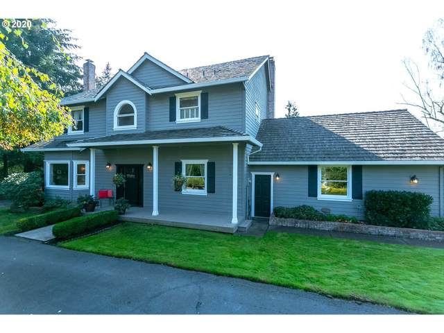 22300 SW Oak Hill Ln, Tualatin, OR 97062 (MLS #21616330) :: Fox Real Estate Group