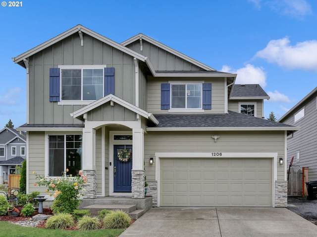 1206 SW 198TH Ave, Beaverton, OR 97003 (MLS #21616514) :: Tim Shannon Realty, Inc.