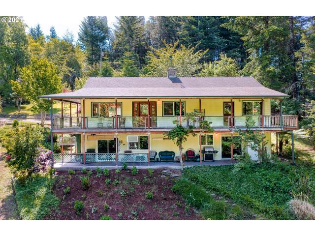 18350 Taylor Creek Dr, Brookings, OR 97415 (MLS #21617059) :: Holdhusen Real Estate Group