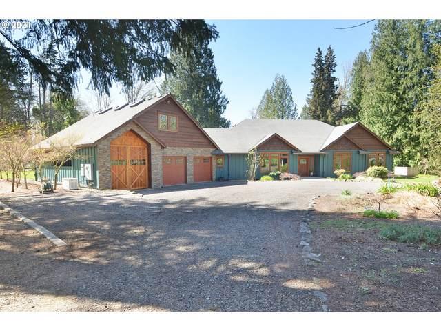 14919 S Beaton Rd, Oregon City, OR 97045 (MLS #21617085) :: McKillion Real Estate Group