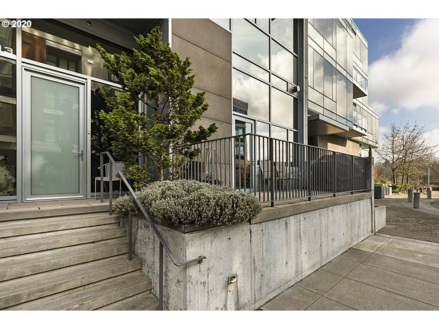 841 S Gaines St #113, Portland, OR 97239 (MLS #21617227) :: Lux Properties