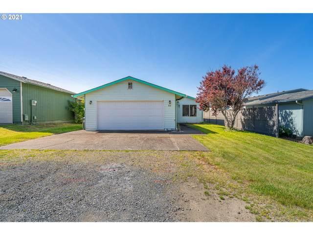 60 NE 72ND St, Newport, OR 97365 (MLS #21617423) :: McKillion Real Estate Group