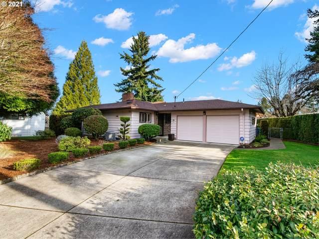 15825 NE Broadway, Portland, OR 97230 (MLS #21617528) :: Premiere Property Group LLC